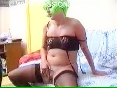 Teen and crazy dog hot